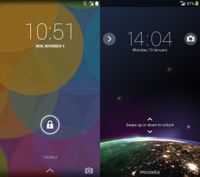 Nexus-UI-v-Xperia-UI_1-640x568