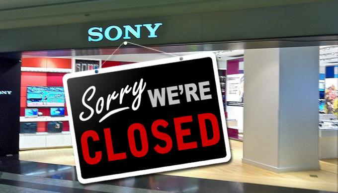 sony-closed