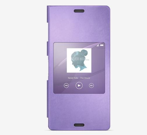 Xperia-wallpaper-Soft-Purple_2