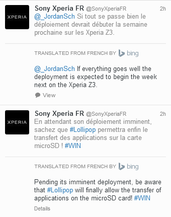 Lollipop-SonyXperiaFR