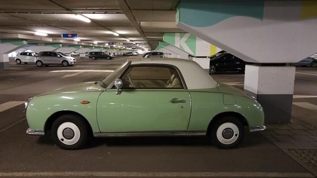 LG G4 - Green Car ISO 200