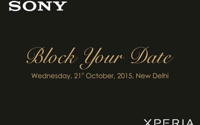 سونی موبایل هند برای روز 21 اکتبر کنفرانس ویژه ای برای معرفی محصولات خانواده Z5 تدارک دیده است !