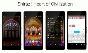 Shiraz Theme