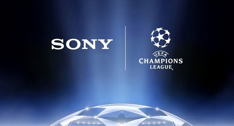 sony-partnered-champions-league