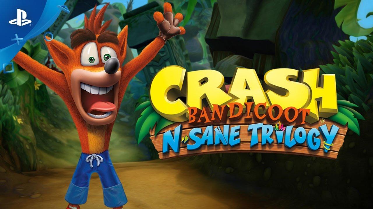تاریخ عرضه یکی از محبوب ترین و خاطره انگیزترین بازی هایِ کنسول PS4 بازی Crash لو رفت