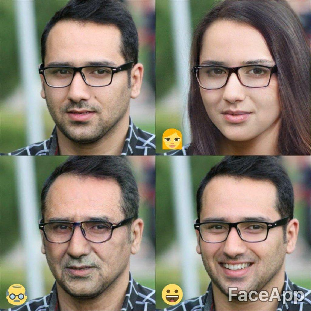 دانلود نرم افزار جدید و محبوب Face App برای تغییر چهره