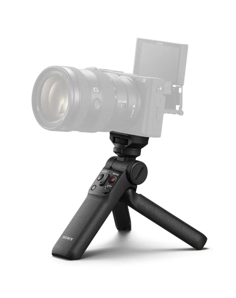 گریپ جدید شرکت سونی به صورت بی سیم به دوربین متصل می شود