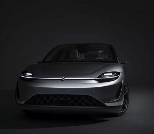 سونی با طرح مفهومی خودروی تمام برقی خود نمایشگاه CES را منفجر کرد