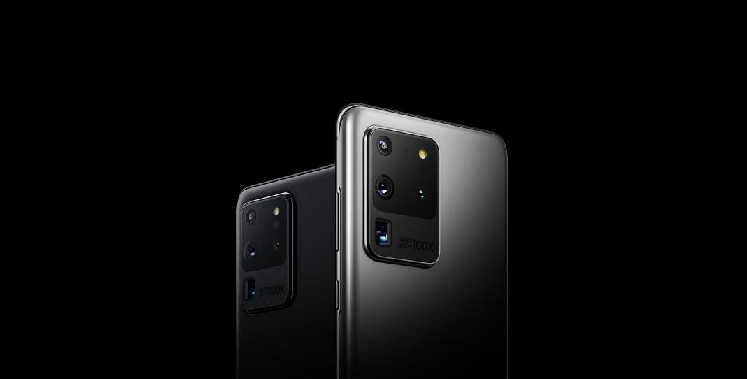 گوشی سامسونگ گلکسی S20 Ultra با دوربین 108 مگاپیکسلی و قابلیت Space Zoom رونمایی شد