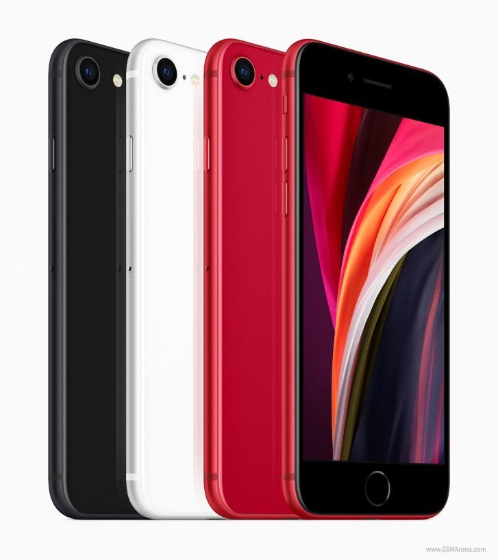 اپل از گوشی iPhone SE 2020 با قیمت 399 دلار رونمایی کرد