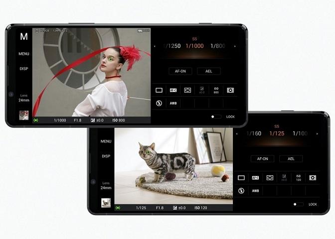 مصاحبه با توسعه دهنده اکسپریا وان مارک 2: فناوری های خاص دوربین گوشی