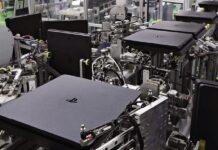 سلاح سری سونی: کارخانه تمام اتوماتیک پلی استیشن با قدرت تولید هر 30 ثانیه یک کنسول