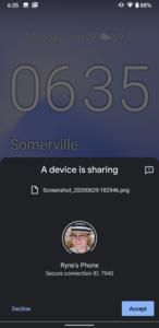 گوگل قابلیت Nearby Sharing را تایید کرد: فعلا به صورت محدود و در فاز بتا