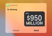 پرداخت غرامت 950 میلیون دلاری اپل به سامسونگ بابت عدم سفارش پنل OLED