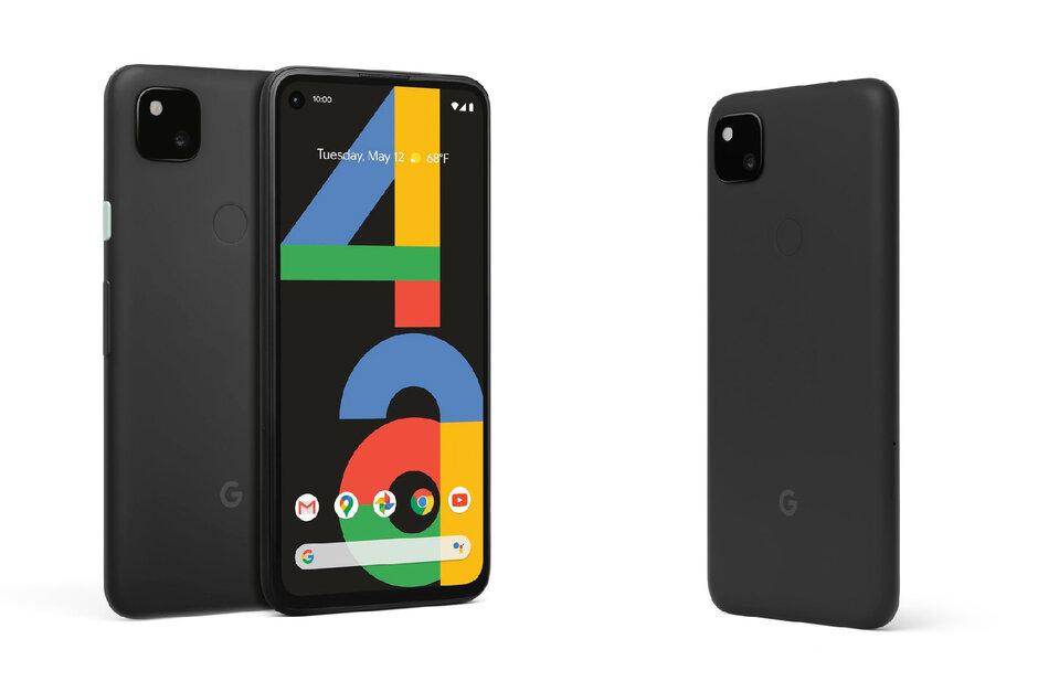 گوگل از گوشی پیکسل 4a رونمایی کرد: 5.8 اینچی مجهز به دوربین پرچمدار و قیمت 349 دلار