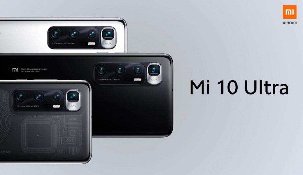 شیائومی از Mi 10 Ultra رونمایی کرد: قدرتمند ترین اسمارت فون در عکاسی