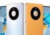 هواوی میت 40 معرفی شد؛ صفحه نمایش 6.5 اینچ OLED، دوربین سه گانه و تراشه کرین 9000E