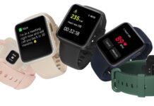 ساعت هوشمند Mi Watch Lite مجهز به GPS و ماندگاری شارژ 9 روزه معرفی شد