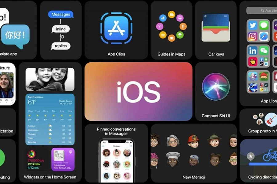 آیفون SE 2016 و آیفون 6s دیگر به نسخه 15 از سیستم عامل iOS آپدیت نخواهند شد