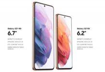 گوشی های سامسونگ گلکسی S21 و +S21 با طراحی جدید معرفی شدند