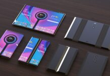 شیائومی حق اختراع 7 گوشی هوشمند تاشو را به ثبت رساند