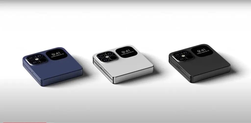 ال جی دیسپلی به اپل برای ساخت گوشی آیفون تاشو کمک می کند