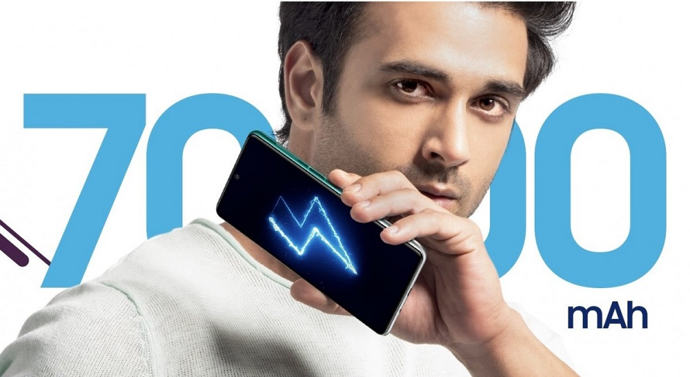 سامسونگ از گوشی Galaxy F62 رونمایی کرد: کپی آیفون 12 با باتری 7 هزار میلی آمپری