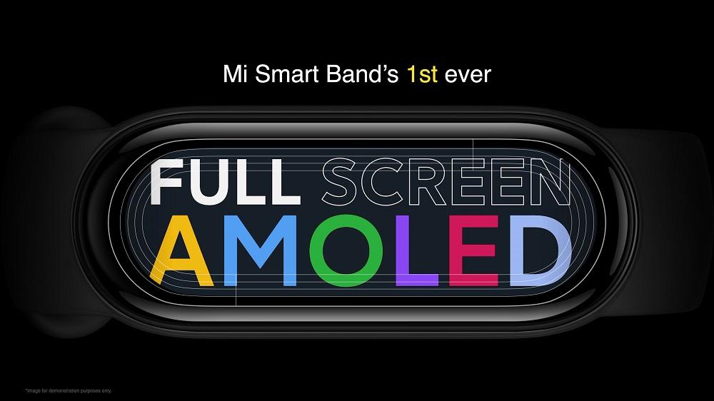 شیائومی از نسخه ششم مچ بند هوشمند Mi Band مجهز به نمایشگر AMOLED رونمایی کرد