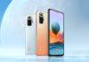 خانواده جدید گوشی های Redmi Note 10 در سه مدل با سخت افزار جدید معرفی شدند