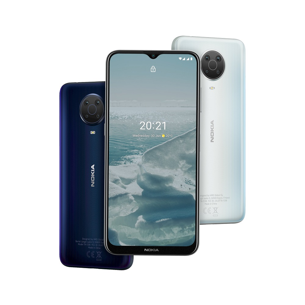 گوشی های نوکیا G10 ، G20 و C10 ، C20 مجهز به اندروید Go و باتری های بزرگ معرفی شدند