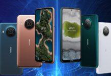 گوشی های نوکیا X10 و X20 با پشتیبانی نرم افزاری 3 ساله و ساپورت شبکه 5G معرفی شدند