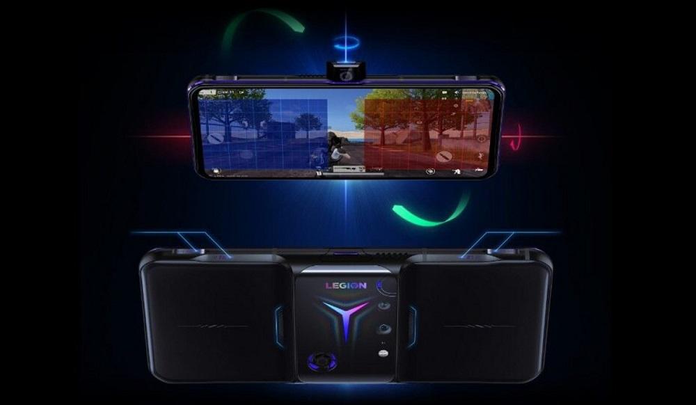 گوشی گیمینگ لنوو Legion Phone Duel 2 مجهز به دو فن و دو پورت شارژر معرفی شد