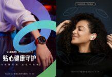 شیائومی از گوشی جدید Civi، ساعت Watch Color 2 و هندزفری True Wireless Earphones 3 Pro رونمایی کرد