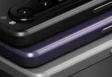 سونی گوشی اکسپریا وان مارک IV را به دوربین چهارگانه 50 مگاپیکسلی مجهز خواهد کرد