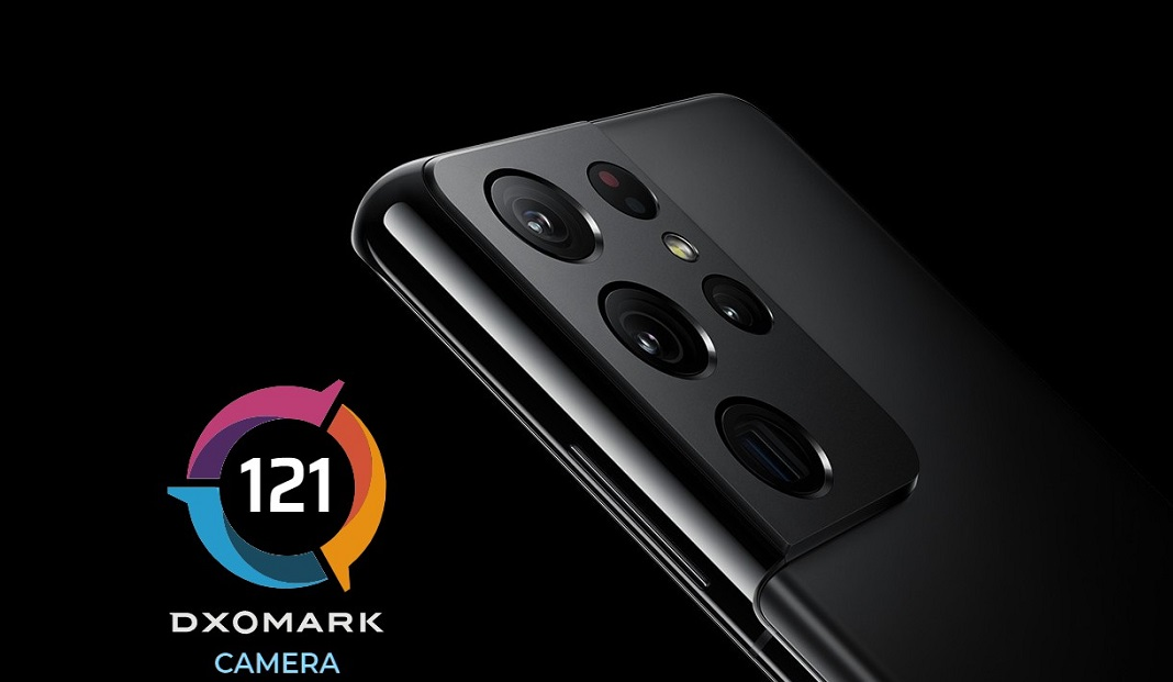گوشی سامسونگ گلکسی S21 Ultra در بررسی دوربین DxOMark امتیاز کمتری از S20 Ultra کسب کرد!