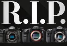 پایان ساخت دوربین های DSLR توسط سونی: آخرین سری A-Monut ها هم توقف تولید خوردند