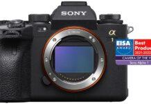 سونی برنده هفت جایزه در جشنواره EISA 2021 برای بهترین دوربین سال
